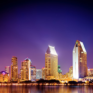 ATTRACTIONS FOR SAN DIEGO, CA