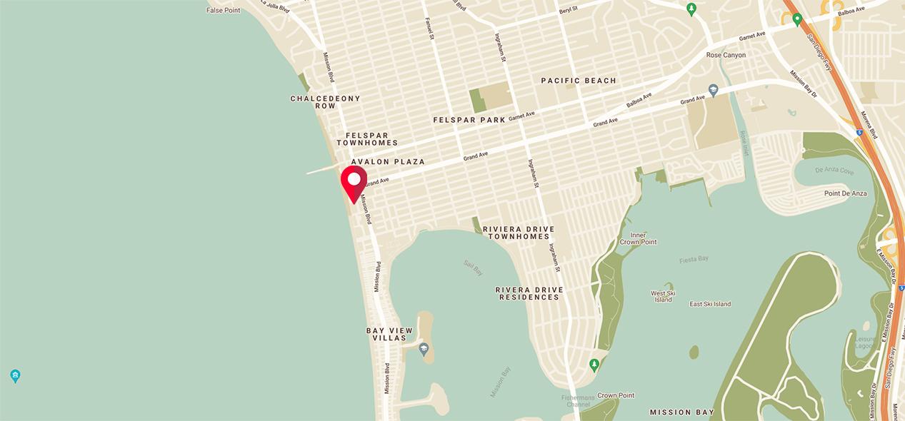 The Beach Cottages - 4255 Ocean Blvd, San Diego, California - 92109, USA