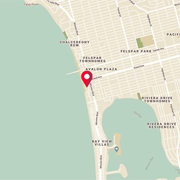 The Beach Cottages - 4255 Ocean Blvd, San Diego, California, USA 92109