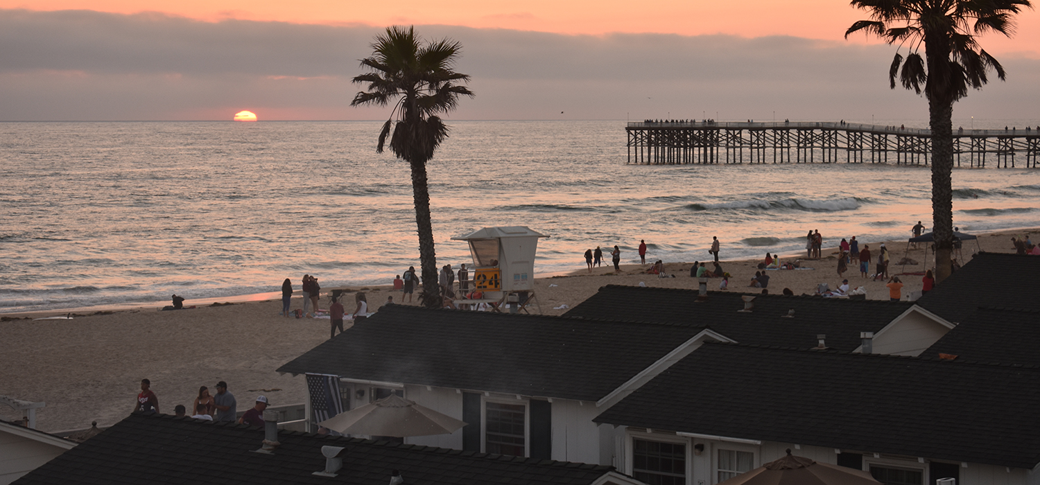 WELCOME TO THE BEACH COTTAGES LOCATED IN PACIFIC BEACH OF SAN DIEGO