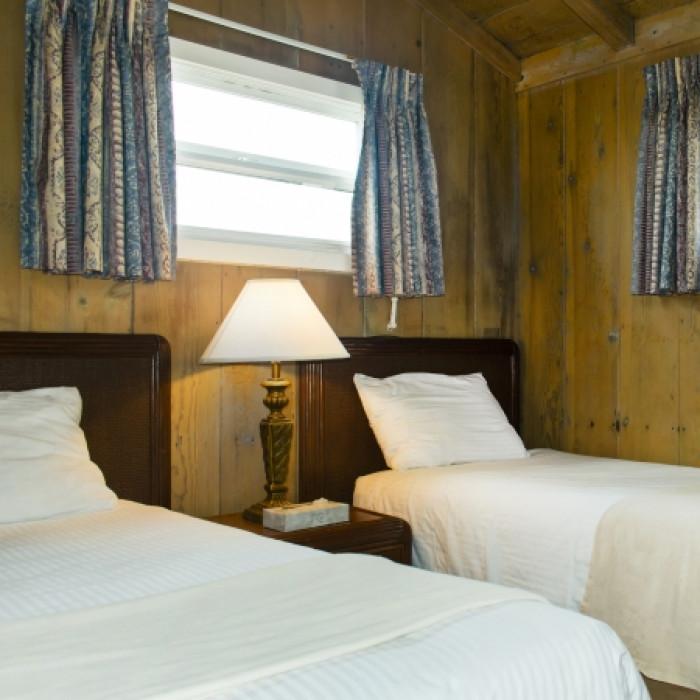Two Bedroom Ocean Front Cottage