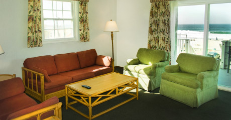 The Beach Cottage - Common Room