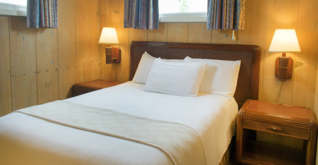 The Beach Cottage - Bedroom