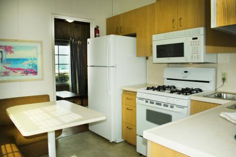 The Beach Cottage - Kitchen